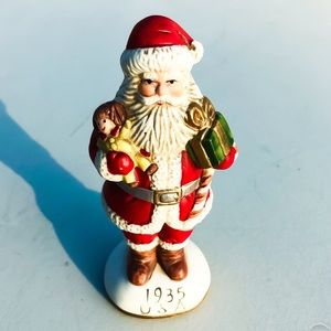 🆕List! USA Old World Santa Figurine! VTG